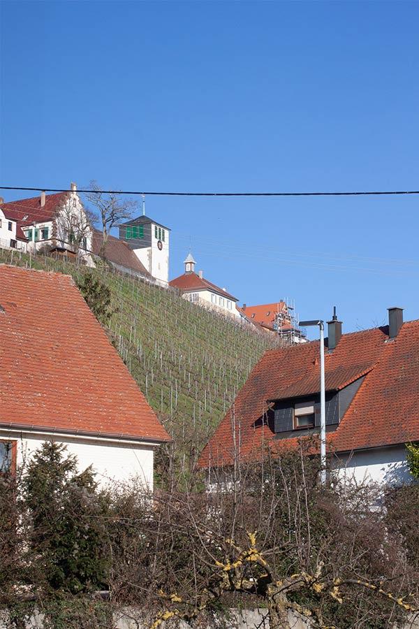 Ferienwohnung Brosi in Hohenhaslach